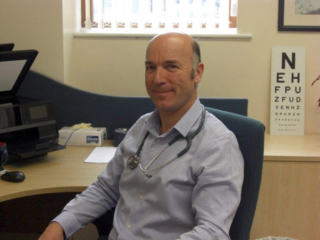 Dr Tim Fitzsimons